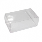 B1629CL Box: Acetate: Corsage Box (15 x 8.75 x 6.25cm): 12 - Clear
